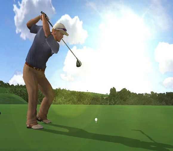 Tiger Woods 2004 for GameCube image