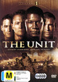 The Unit - Season 1 (4 Disc Set) on DVD