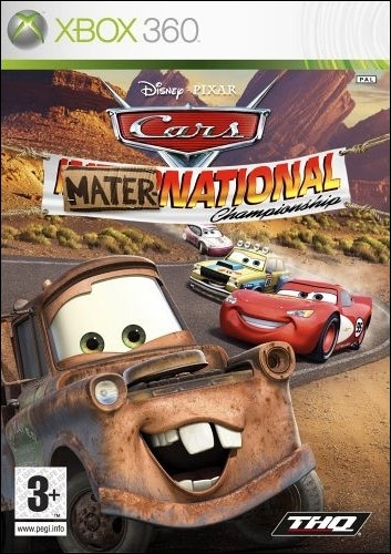 Cars Mater-National for Xbox 360