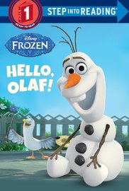 Hello, Olaf! (Disney Frozen) by Andrea Posner-Sanchez