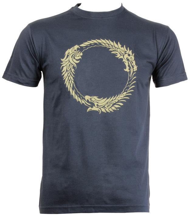 The Elder Scrolls Online T-Shirt Ouroboros (Large)