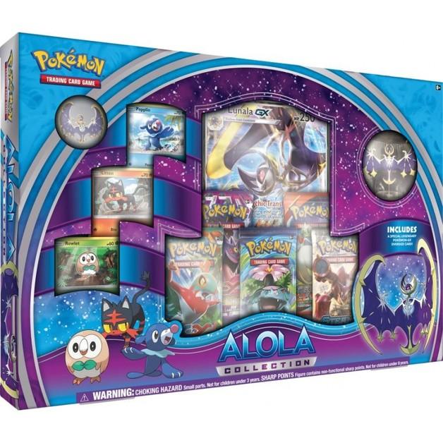 Pokemon TCG Sun and Moon Alola Collection: Lunala