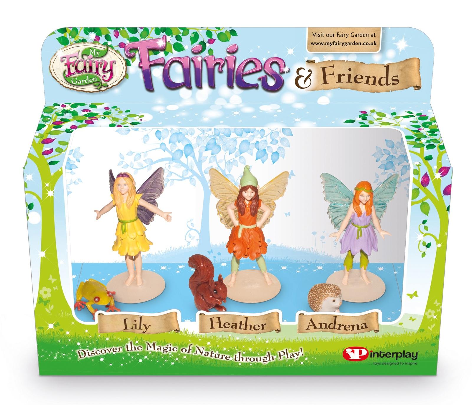 My Fairy Garden & Friends - 3-Pack image