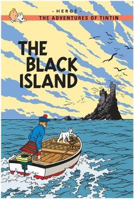 The Black Island (The Adventures of Tintin #7) by Herge