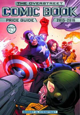 Overstreet Comic Book Price Guide Volume 48 | Robert M Overstreet