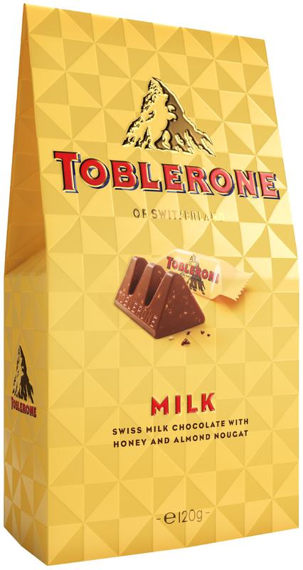Toblerone Pouch (120g)