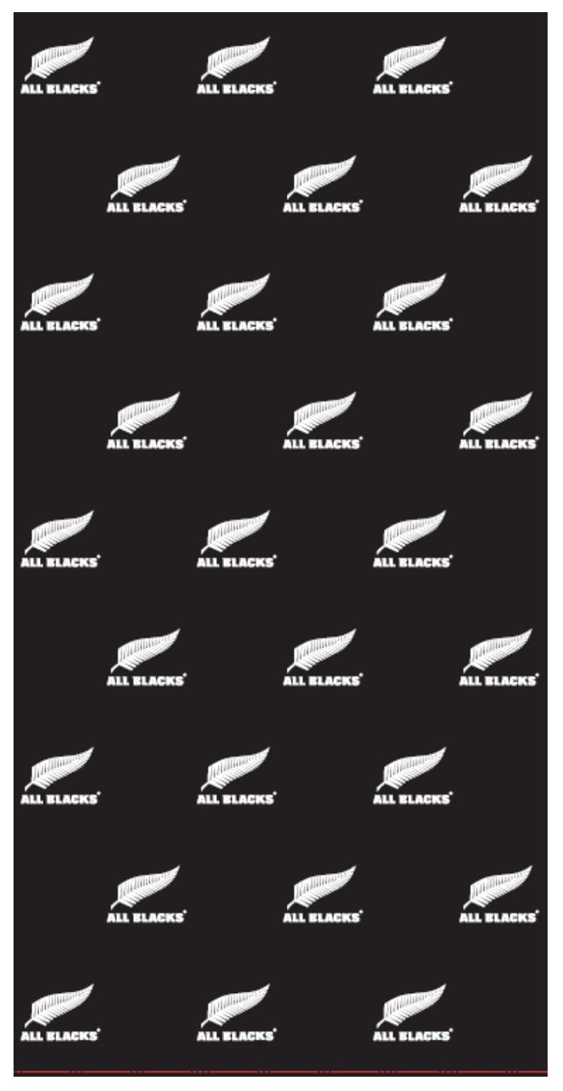 All Blacks: Bandana - Multi 2 image