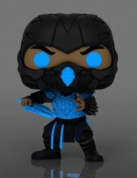 Mortal Kombat (2021): Sub-Zero (Glow) - Pop! Vinyl Figure