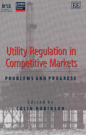 Utility Regulation in Competitive Markets image