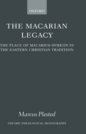 The Macarian Legacy by Marcus Plested