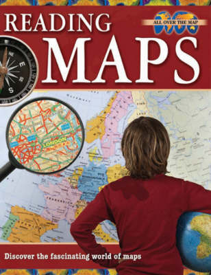 Reading Maps by Kate Torpie image