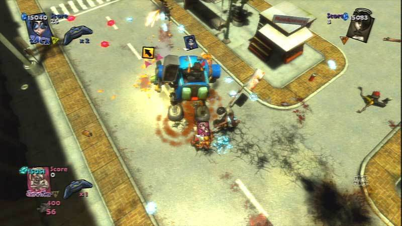 Monster Madness: Battle For Suburbia for PS3 image