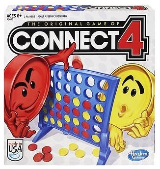 Connect Four: Original image