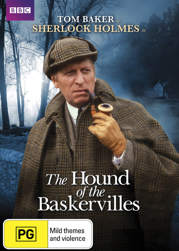Sherlock Holmes: The Hound of the Baskervilles on DVD