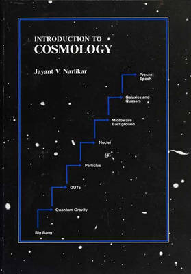 Introduction to Cosmology by Jayant Vishnu Narlikar image