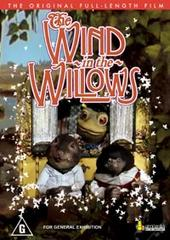 The Wind In The Willows (Original) on DVD