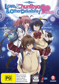 Love, Chunibyo & Other Delusions ~ Heart Throb (Season 2) on DVD
