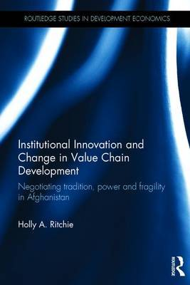 Institutional Innovation and Change in Value Chain Development by Holly A. Ritchie image
