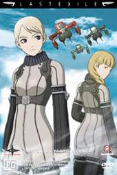 Last Exile - Vol. 3 on DVD