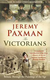 The Victorians by Jeremy Paxman image