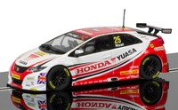 Scalextric: BTCC Honda Civic Type R - Slot Car