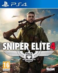 Sniper Elite 4 for PS4