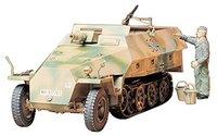 Tamiya 1/35 German Sdkfz 251/9 Kannwgn - Model Kit image