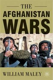 The Afghanistan Wars by William Maley image