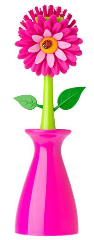 Vigar: Flower Dish Brush