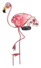 Regal Art & Gift: Solar Flamingo Stake - Pink