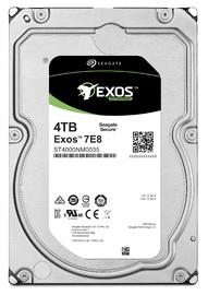 "4TB Seagate: Exos 7E8 [512N, 6Gb/s SATA, 3.5"", 7200RPM] - Enterprise Hard Drive"
