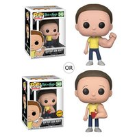 Rick & Morty – Sentinent Arm Morty Pop! Vinyl Figure (with a chance for a Chase version!) image