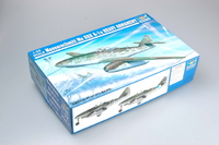 Trumpeter 1/32 Me 262 A-1a (with R4M Rocket) - Scale Model