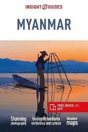 Insight Guides Myanmar (Burma) by Insight Guides