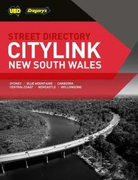 New South Wales CityLink Street Directory 28th ed by UBD / Gregory's
