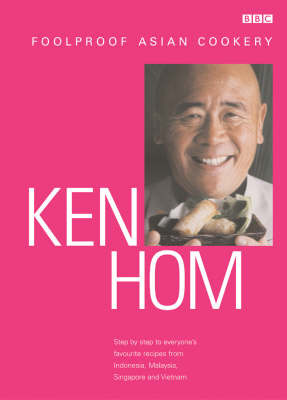 Foolproof Asian Cookery by Ken Hom image