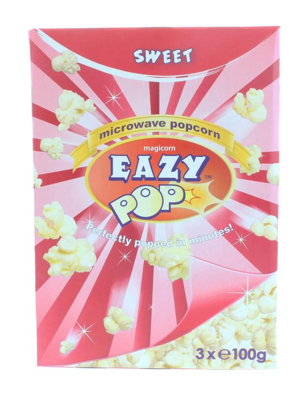 Eazypop: Microwave Popcorn Sweet (48pk)