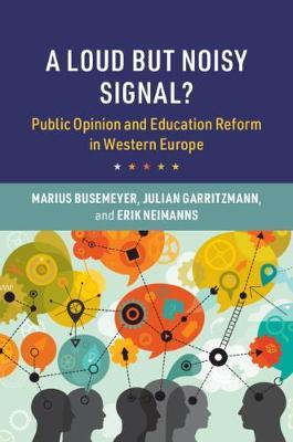 A Loud but Noisy Signal? by Erik Neimanns