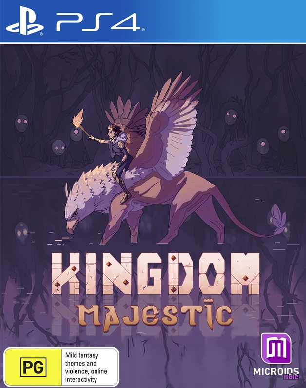 Kingdom Majestic for PS4