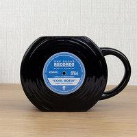 Gift Republic: Vinyl Record - Coffee Mug