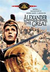 Alexander The Great on DVD