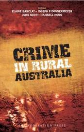 Crime in Rural Australia