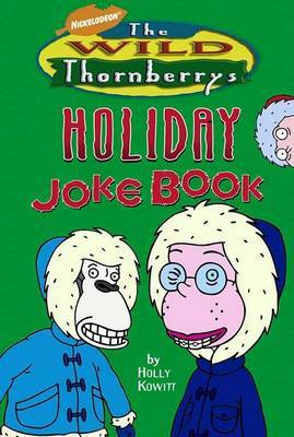 Holiday Joke Book by Holly Kowitt image