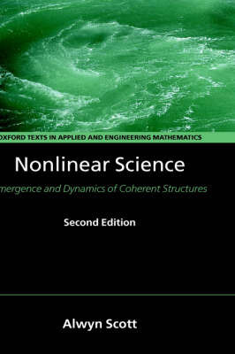 Nonlinear Science by Alwyn Scott