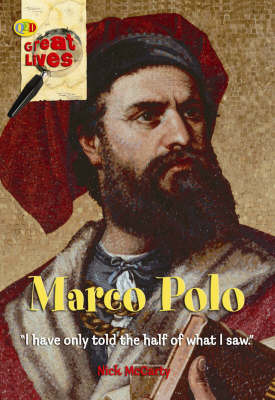 Marco Polo by Nick McCarty