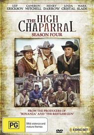 The High Chaparral - Season Four on DVD