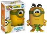 Minions - Au Naturel Pop! Vinyl Figure