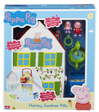 Peppa Pig: Holiday - Holiday Sunshine Villa