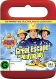 Fireman Sam: Great Escape Pontypandy DVD