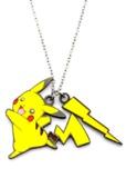 Pokemon Pikachu Lightning Bolt Necklace